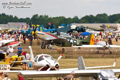 EAA Airventure (Oshkosh, WI) 2012