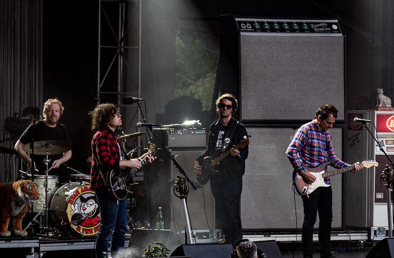 Ryan Adams performs during the Outside Lands Music Festival 2016 in Golden Gate State Park, San Francisco CA.