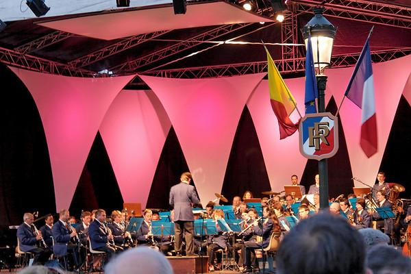 Orleans - Concert 70 ans de Bricy