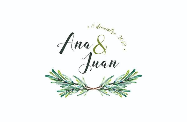 Ana & Juan - 8 diciembre 2018