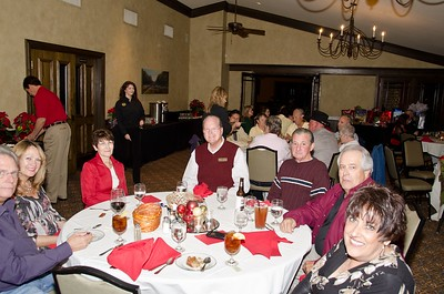 2011 Christmas Dinner and Exchange