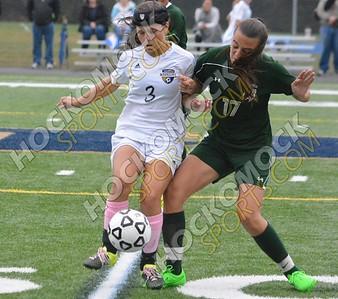 Foxboro - Mansfield girls soccer 10-9-15