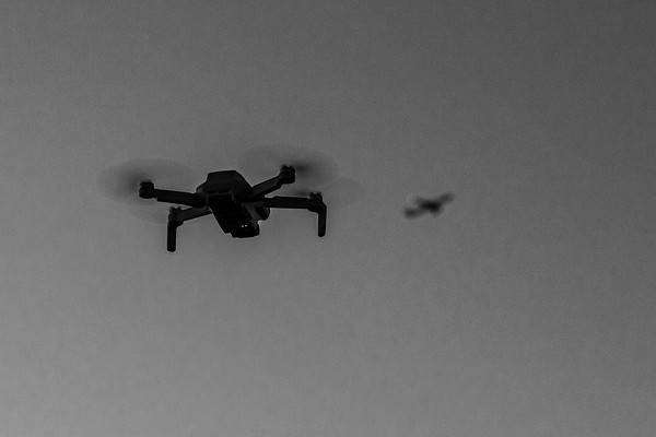 Drone Stills