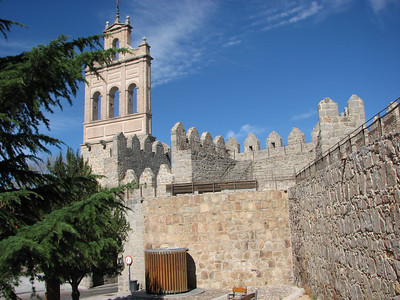 Avila, Spain, June 28