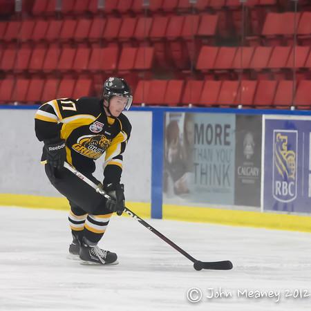 Olds Grizzlys - AJHL 2012-13