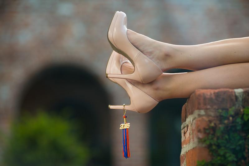 Kristal UF Graduation