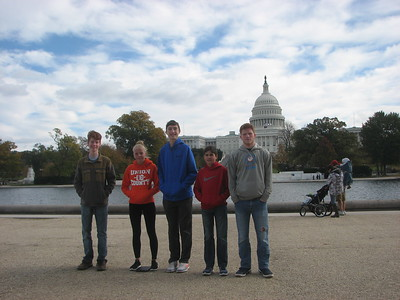 Washington DC / Quantico - Nov 2017