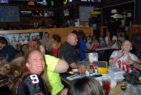 Predators Viewing Party @ Buffalo Wild Wings 7-17-10