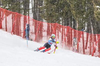 Race Two Run Two - Slalom