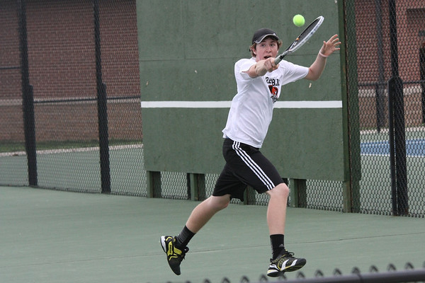Tennis - Boys vs Hillcrest