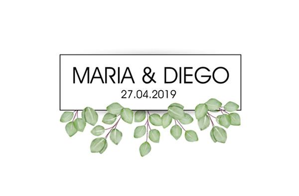 María & Diego - 27 abril 2019