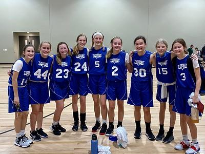 2020-2021 JH Girls Basketball