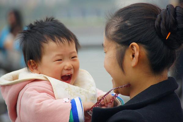 Smiles of China I