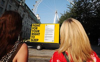 27/8/19 - eve sleep - Campaign for human right to sleep