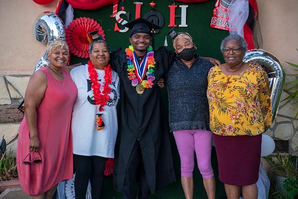 20200611 - Isaiah Graduation