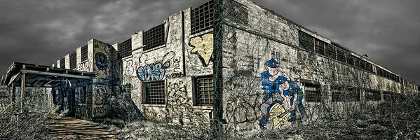 Forgotten But Not Gone - Fort Ord & The Old Atlanta Prison Farm