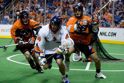 New York Titans @ Buffalo Bandits 28 Mar 2009