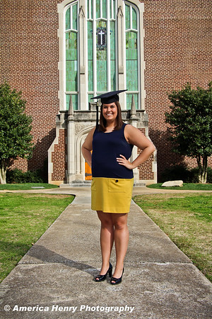 BayLee Long UTC 2013 Graduate