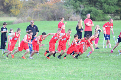 Rebel Cross Country 2012