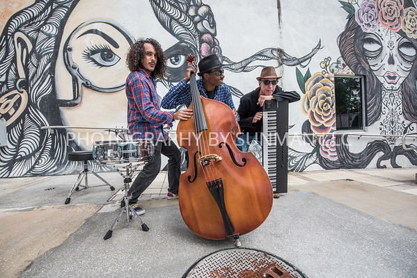 Music Band Photography