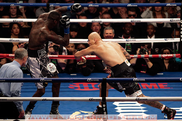 Wilder 9th Round KO over Szpilka