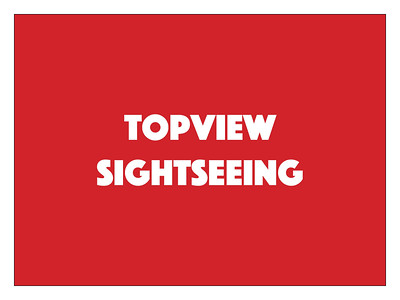Topview Sightseeing ReBrand