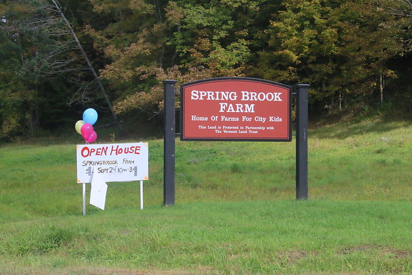 Springbrook Farm Open House, 2016
