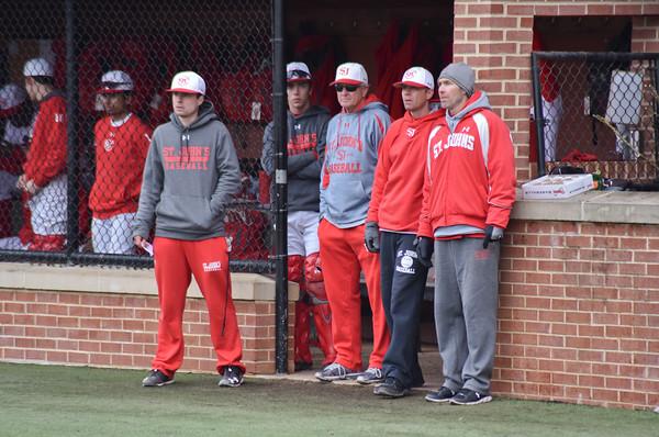 St. John's (DC) vs. Miller School (VA) baseball