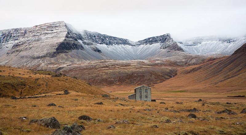 Arnarfjordur 2009