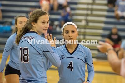 Volleyball: Stone Bridge vs. Princess Anne 8.22.16 (by Jeff Scudder)