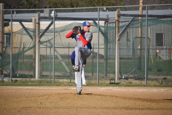 Alma-Pepin baseball vs. Boyceville, May 2nd, 2019