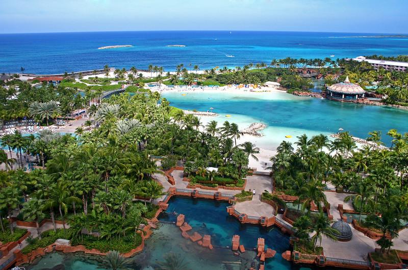 Welcome To Paradise Island, Nassau Bahamas.