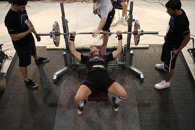 Mens Lightweight Bench Press