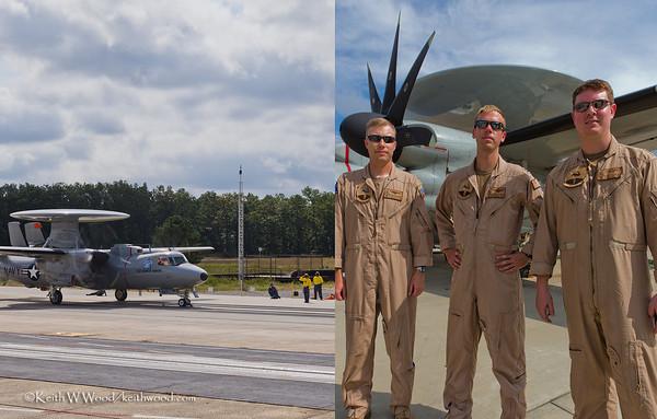 Northrup E2-D EMALS First Test