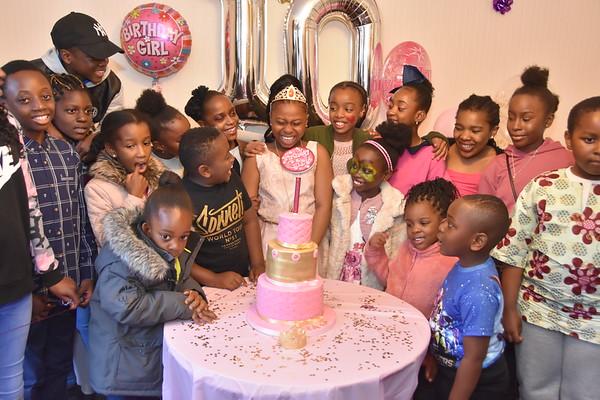 Esther's 10th Birthday