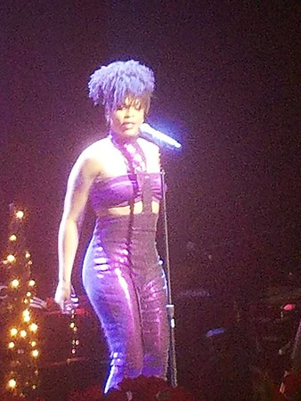 Fantasia: Christmas After Midnight - December 13, 2017 in New York City