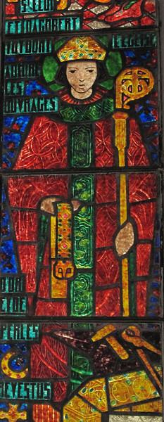 Paris - Saint-Odile -  Saint-Eloi (F.Decorchemont 1930s)