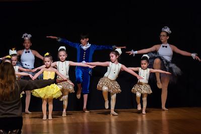Move Me Dance - Dancing With Disney -Dress Rehearsal 2018