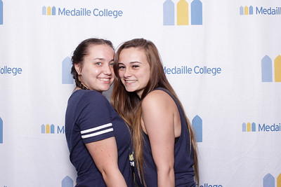 Medaille College 2018 // Boothtastic!!