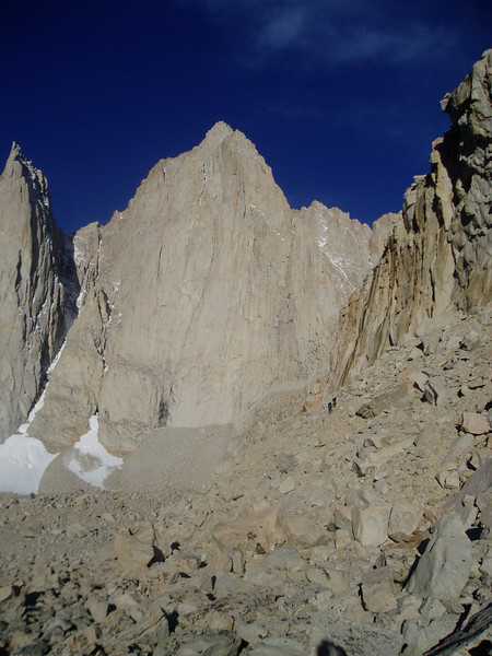 Mt. Whitney East Face.