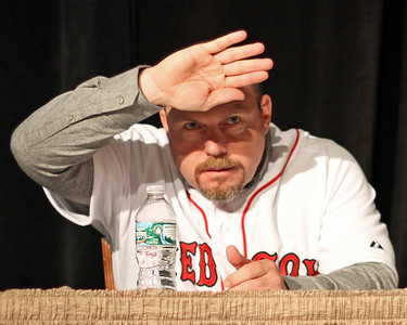 Red Sox Winter Weekend, January 24, 2015
