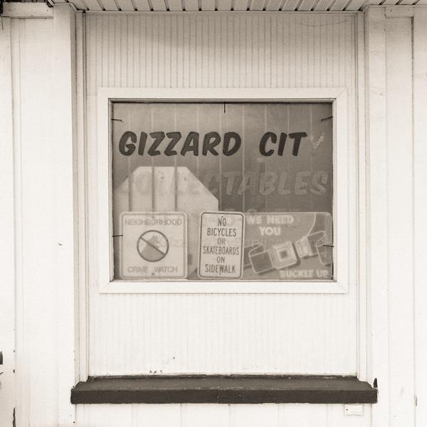 Gizzard City Collectables