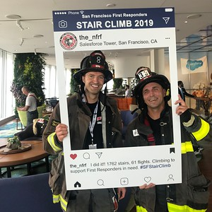 2019 San Francisco  First Responders Stair Climb