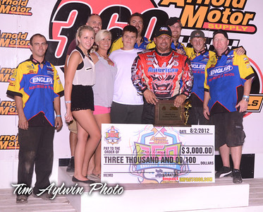 Knoxville 360 Nationals - 8/2/12