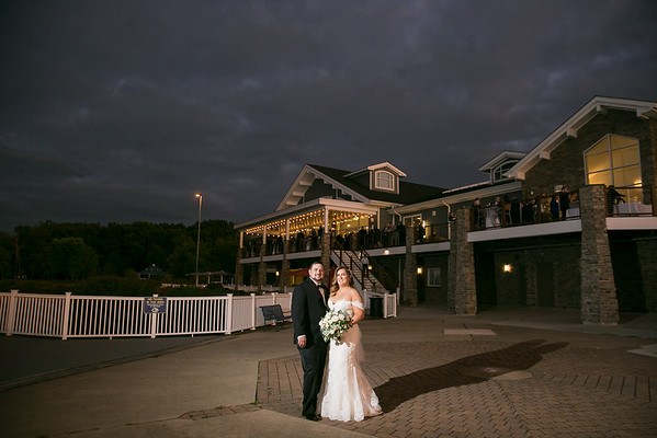 Jenna and Michael - The Boathouse at Mercer Lake