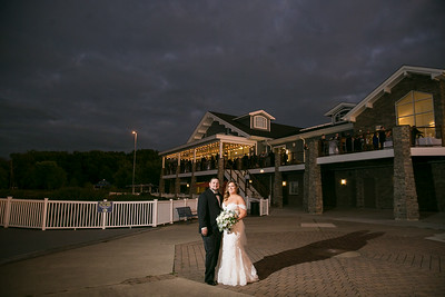 Jenna and Michael - The Boathouse at Mercer Lake