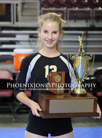 11-8-2014 - Az Lutheran vs Glendale Prep - AIA D5 Final Volleyball