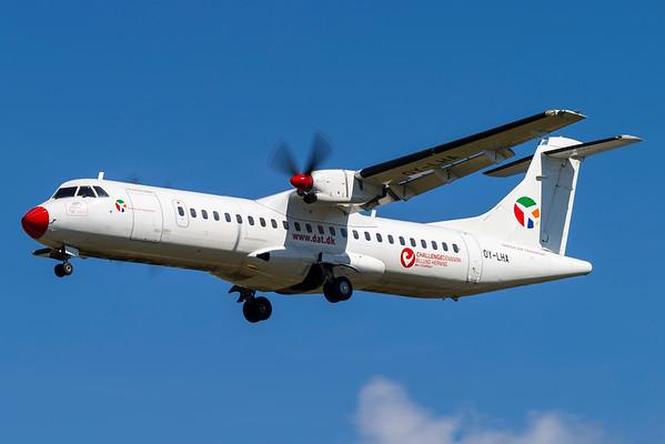 OY-LHA - ATR 72-202