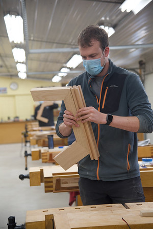 Basic Woodworking with  Marc Adams