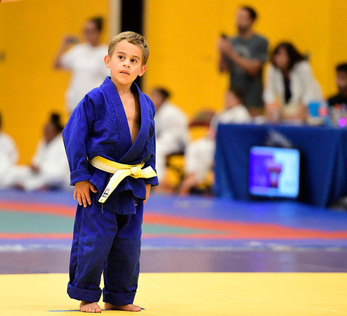 7/20/2019 Mike Orazzi | Staff Noah Pabon during the Nutmeg Games Judo held at New Britain High School on Saturday.